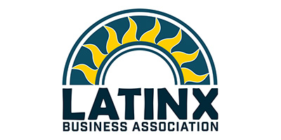 LatinX Business Association logo
