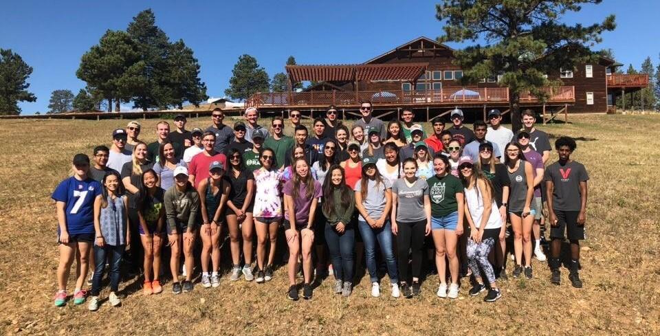Mentoring Program Group Photo